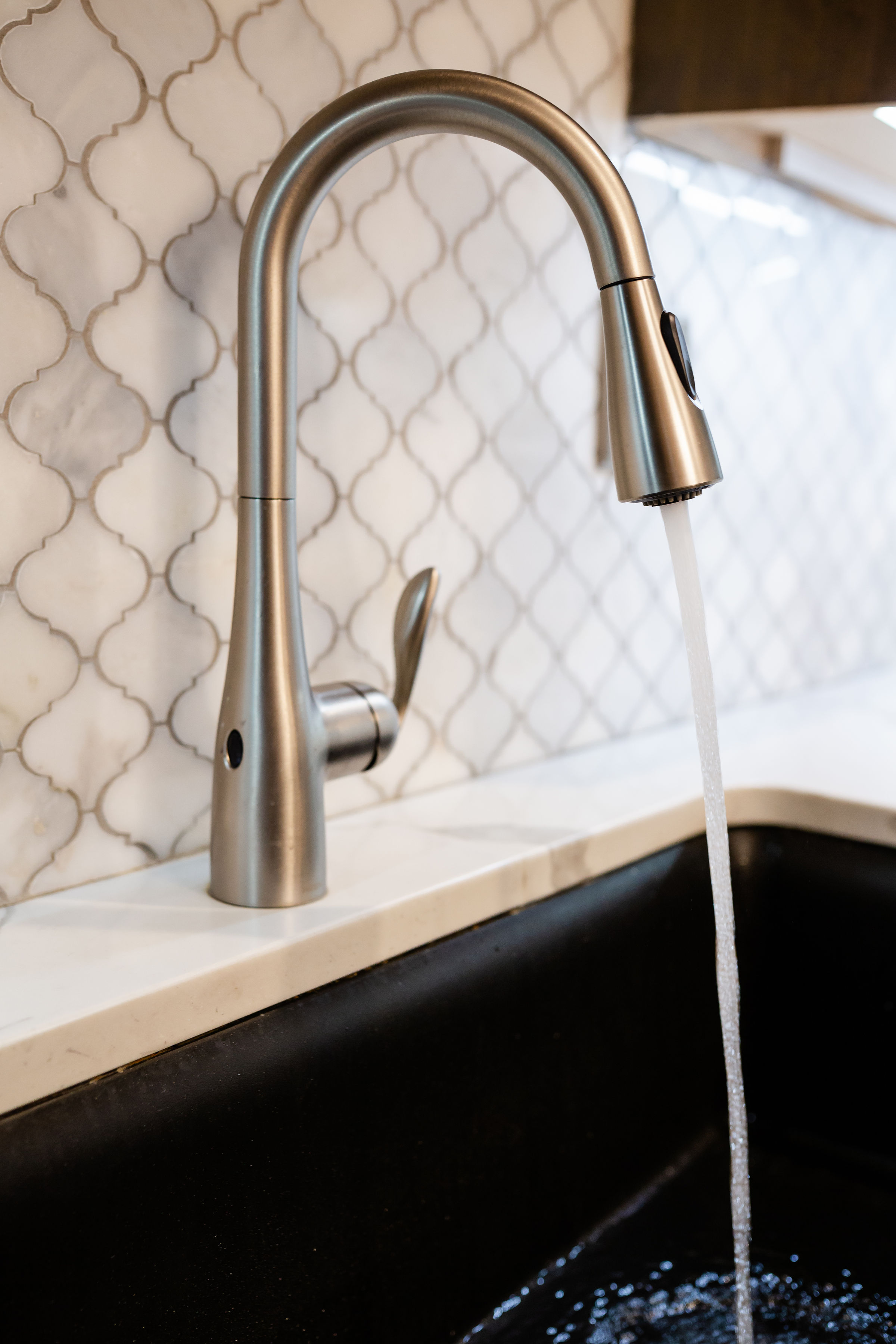 Moen Motionsense Kitchen Faucet Muse Kitchen And Bath