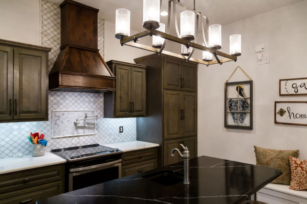Elegant kitchen remodel in Fortson, GA