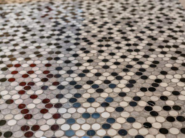 tile work. custom tile Muse Kitchen and Bath